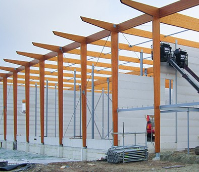 Building the future with lightweight precast panels in North America
