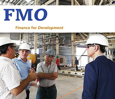 FMO provides funding to support new Aircrete AAC panel plant Brimax