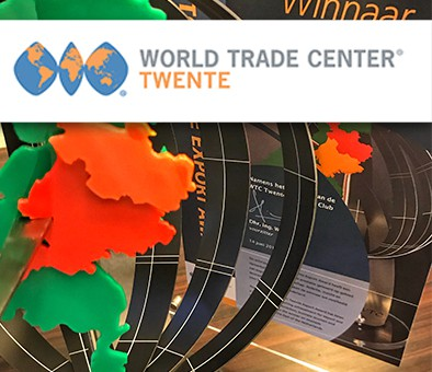 Aircrete Europe awarded for global success with WTC Export Award 2018