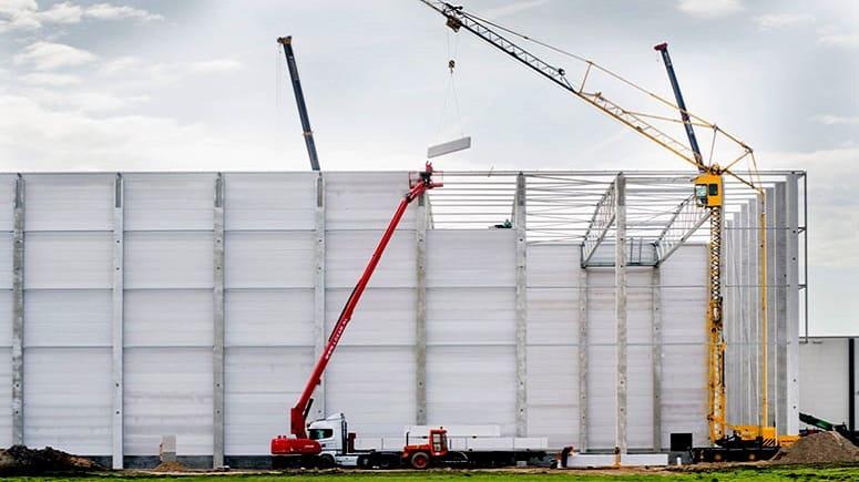 Aircrete Building System | Aircrete Europe