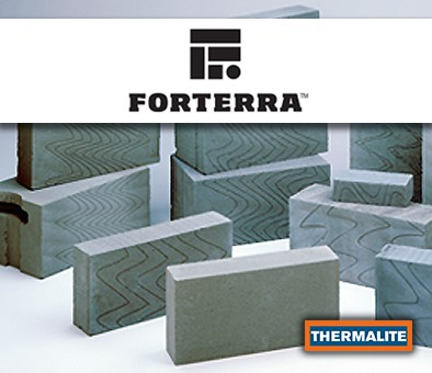 Aircrete Europe engaged by Forterra for a project in the UK