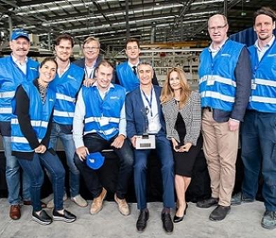CSR Hebel澳大利亚:世界上最先进的蒸压加气混凝土板材工厂(AAC)