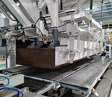 Première pâte est coupée avec la mise en service à distance: Un service sous le nouveau programme d'Aircrete Stay Connected.