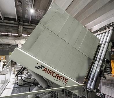 Aircrete успешно модернизировал завод Celco, Румыния